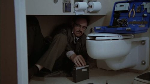 The Conversation (Francis Coppola, dr.) 1974.