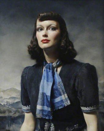 Gerald Leslie Brockhurst (1935 apprx).