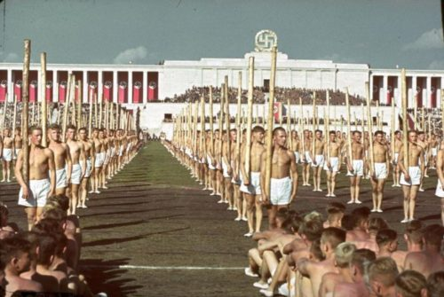 Nazi Party Congress, Nuremberg, 1938