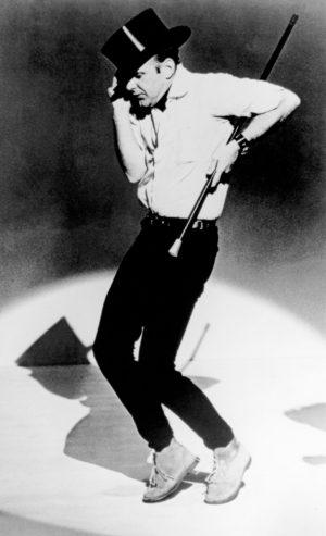 Bob Fosse (circa Sweet Charity, 1969).