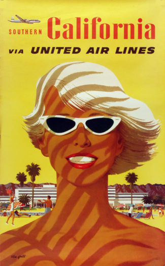 magazine ad, 1960s.